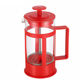 Classic glass coffee tea maker , 350 ml mini portable high quality french press, coffee plunger for wholesale