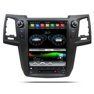 KANOR 12,1 IPS zoll px6 4 + 32g auto stereo android 9 für toyota fortuner radio gps cd-PLAYER