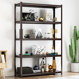 홈 application 5 tier metal storage 선반 metal storage 랙 shelf Multi-Level metal 선반