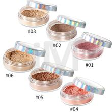 Highlighter Makeup Diamond Glow Powder Private Label Loose Highlight Powder Body Highlighter