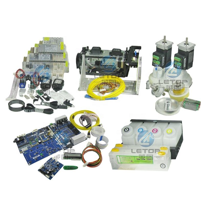 Printer Board XP600 Convert kit with Hoson Circuit Boards of DX5 DX7 5113 XP600 4720 Double Head Upgrade Kit