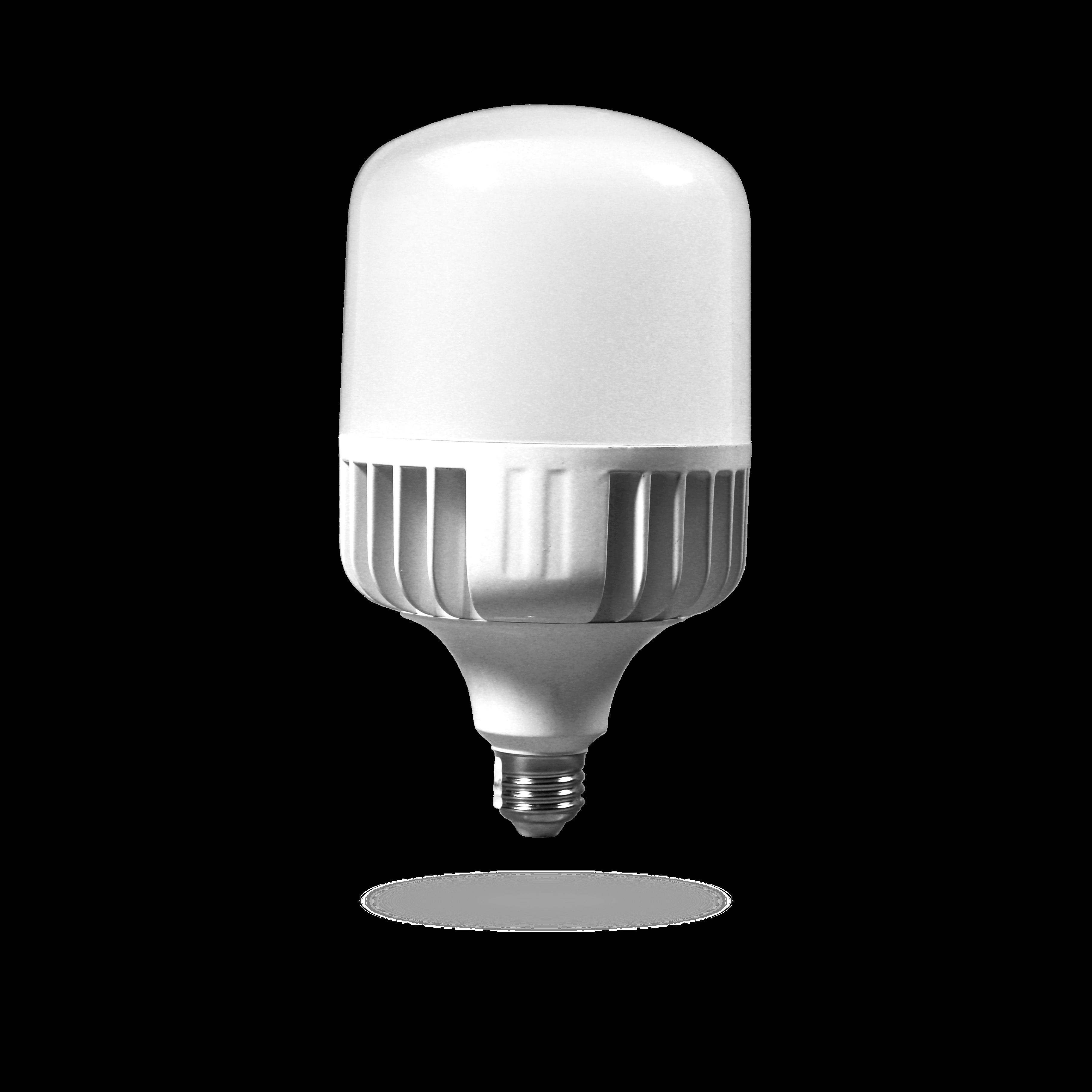 15W/20W/30W/40W E27 Energy Saving High Power LED Bulb Light
