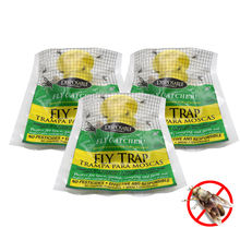 Effective Fly fruit Trap Non-chemical fly trap bag