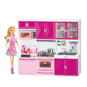 Doll Kitchen Set Doll Kitchen Set Suppliers And Manufacturers At Alibaba Com