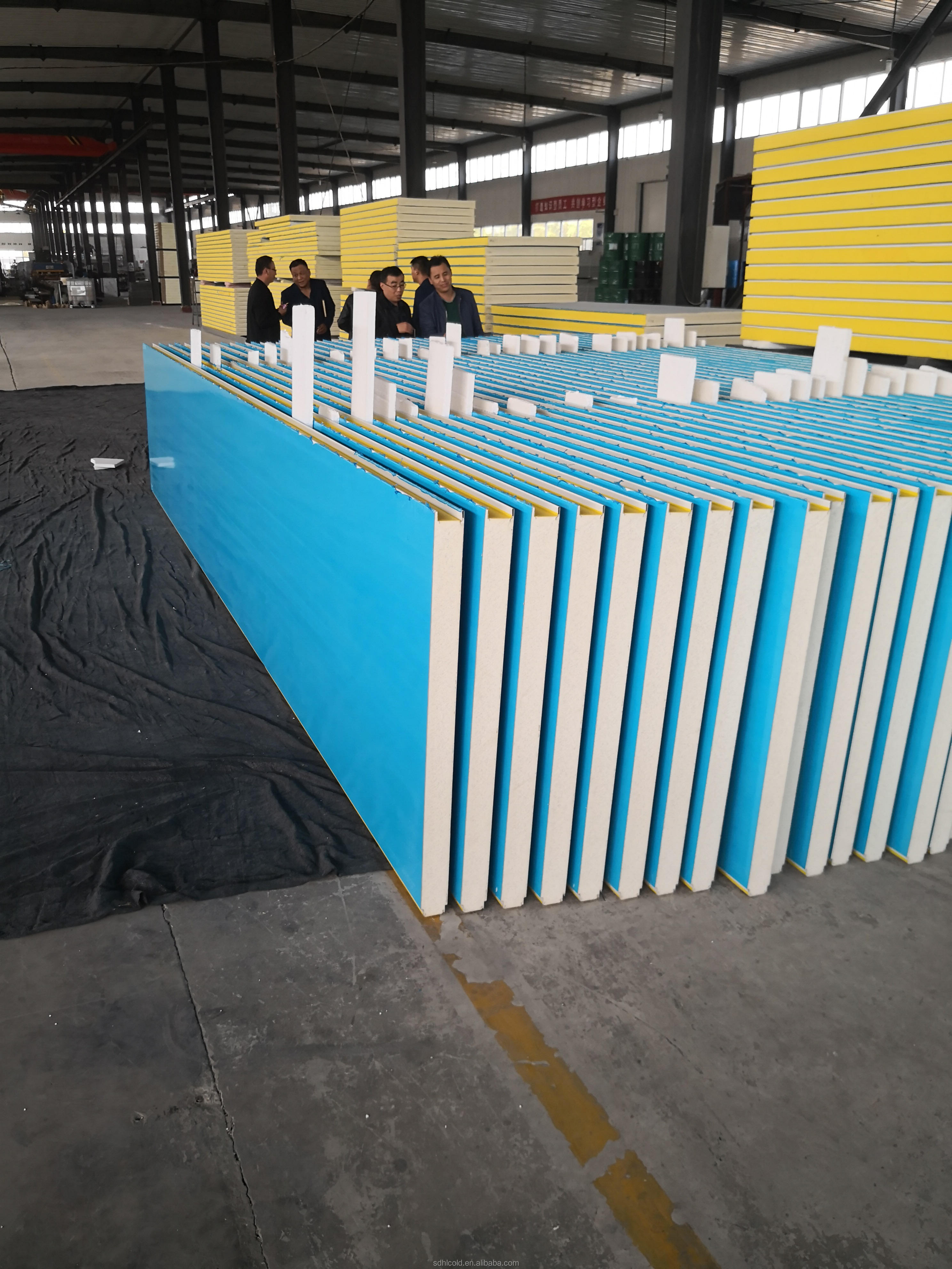 PIR Sandwich Panel For Cold Room