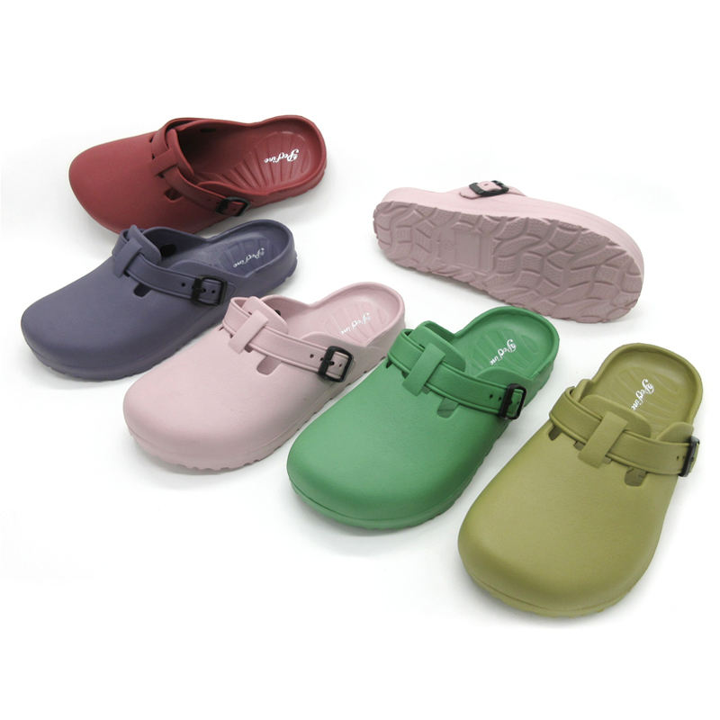 Eva Clog 2020 new arrivals Soft outdoor EVA Light Weight Sandal Slippers EVA Injection Shoes
