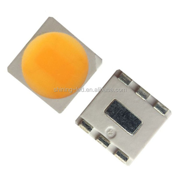 White color 3000k 3500k 4000k 5700k 6000k 1W/0.5W 5050 SMD High Power LED