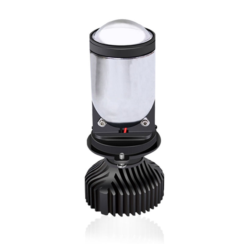 Car LED Headlights Y6D H4 3570 Chip 6000k Far and Near Lights Aviation Aluminum Waterproof Lights