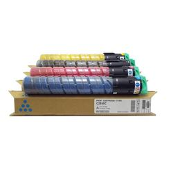 Hot sale printer many color compatible Ricoh MPC2550 toner caritdge