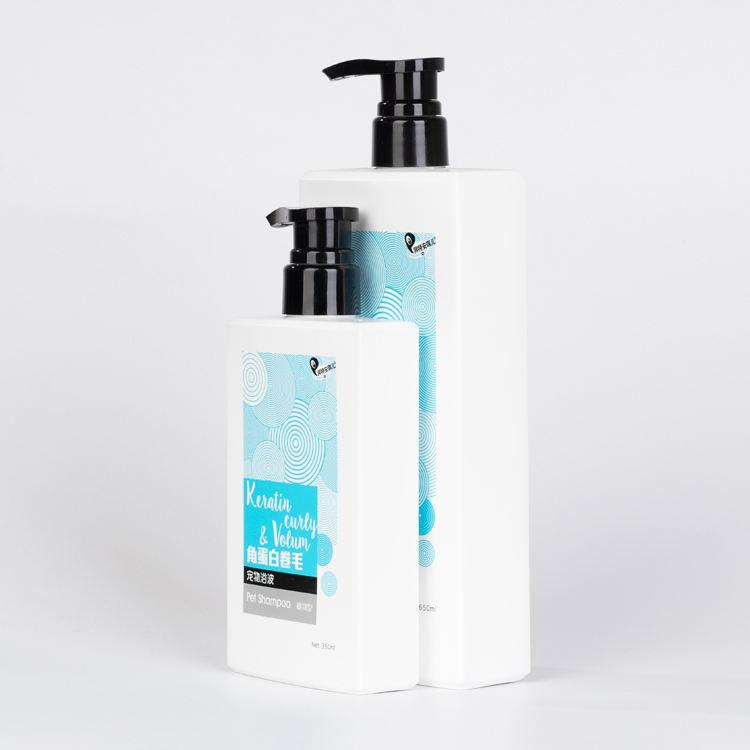 Marcas de Private Label Atacado Melhor Shampoo Banho Do Cão Natural Organic Shampoo Para Animais de Estimação