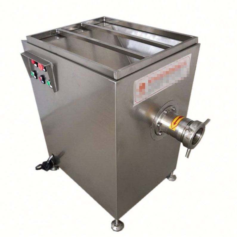 Hot sale food processing machinery stainless steel Meat Mincer restaurant special