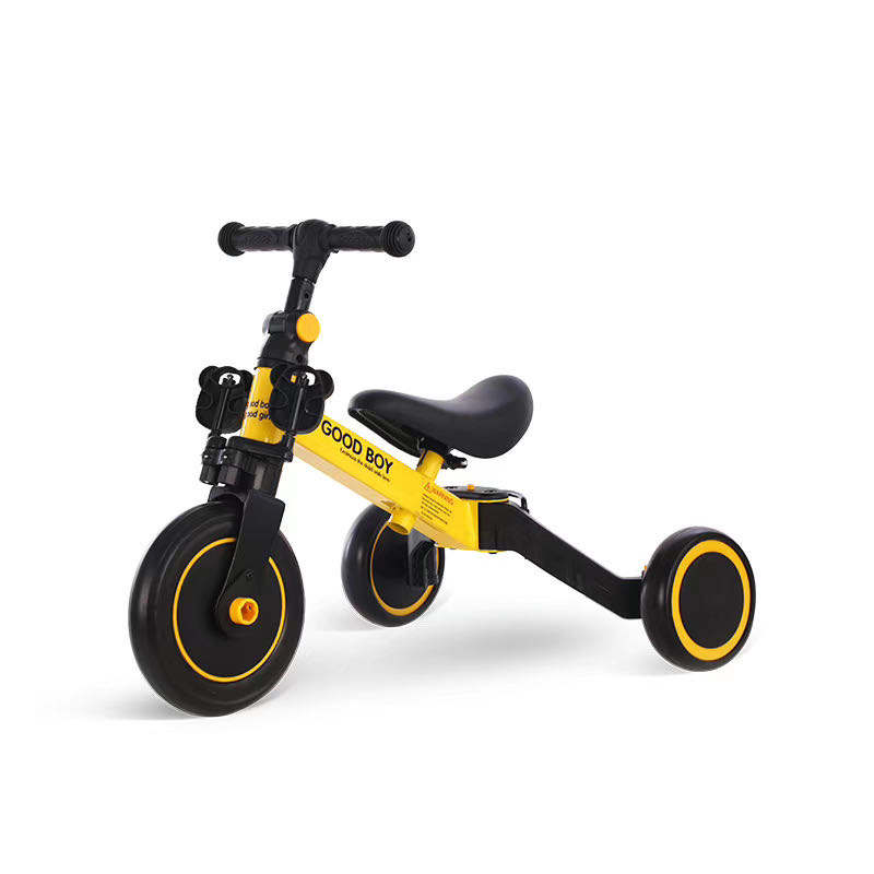3 in 1 kids balance bike three wheels tricycle baby mini balance bike