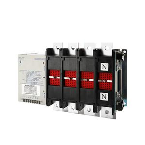 High Stability 630A 690V 4P ATS Dual Power Automatic Transfer Switch