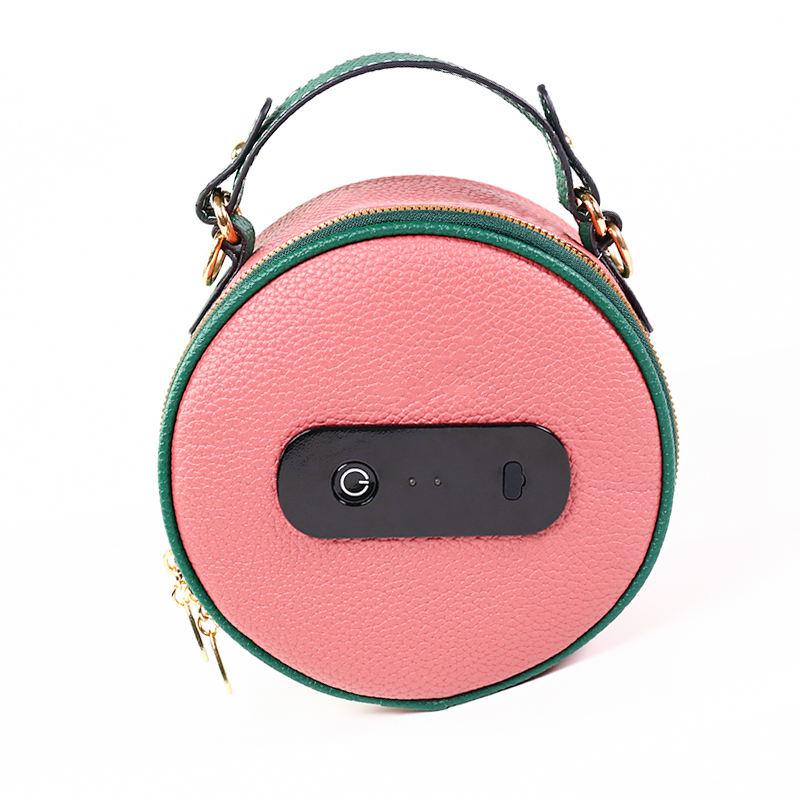 Mujer y Niña hogar portátil UV-c Led esterilizador bolso bolsas con cinturón/