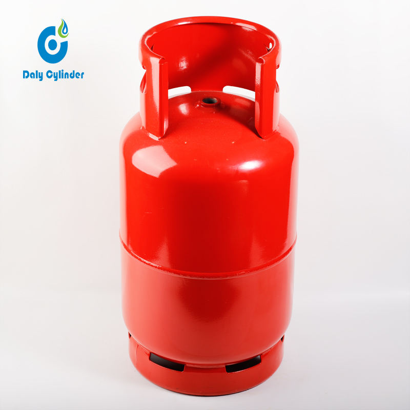 Daly China Manufacturer 40LB Welding Steel LPG Gas Cylinders for Sale
