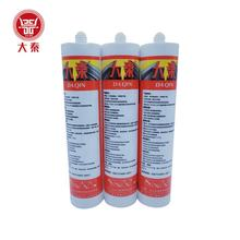 Single component excellent weather resistance silicone sealant neutral