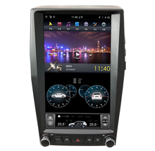 13.6-inch Android 8.1 system px6 6-core car radio player for Ford Edge2015-2019 (SYNC 2/3) built-in Carplayer 4 + 64RAM