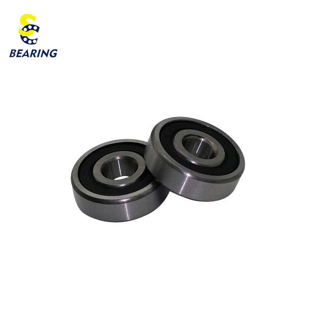90x115x13 mm 5 PCS 6818-2RS Black 6818RS Metal Rubber Sealed Ball Bearing