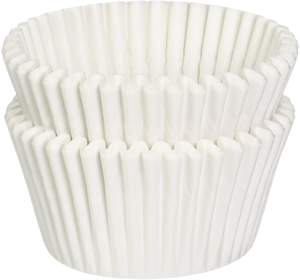 On Stock Paper Muffin Cups Pure White Color Cupcake Paper Disposable Cake Cups Greaseproof Baking Cupcake Liners