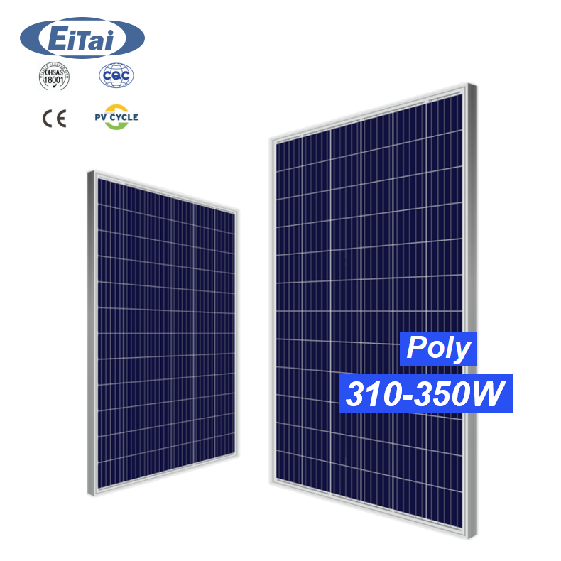 Solar Panel Poly Jinko Pv Module With 72 Cell 310W 320W 330W 340W 350W Trina Solar Panel Photovoltaic Solar Power Panel