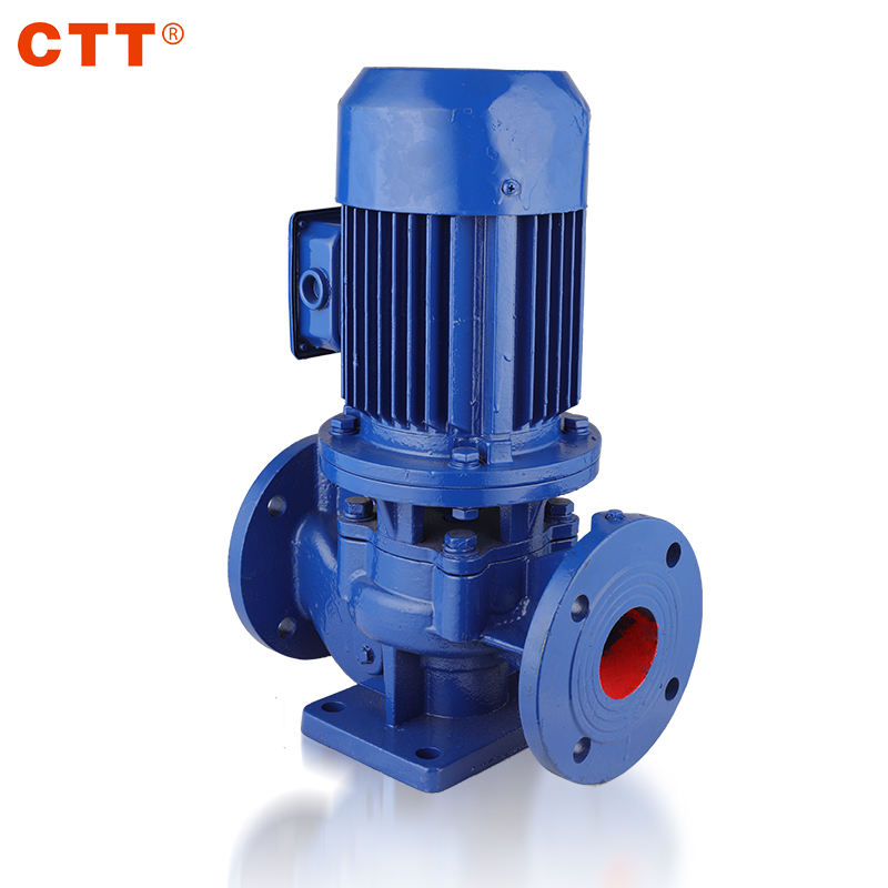 3 inch three phase centrifugal inline booster pump with electric motor wet riser jockey pumps for irrigation
