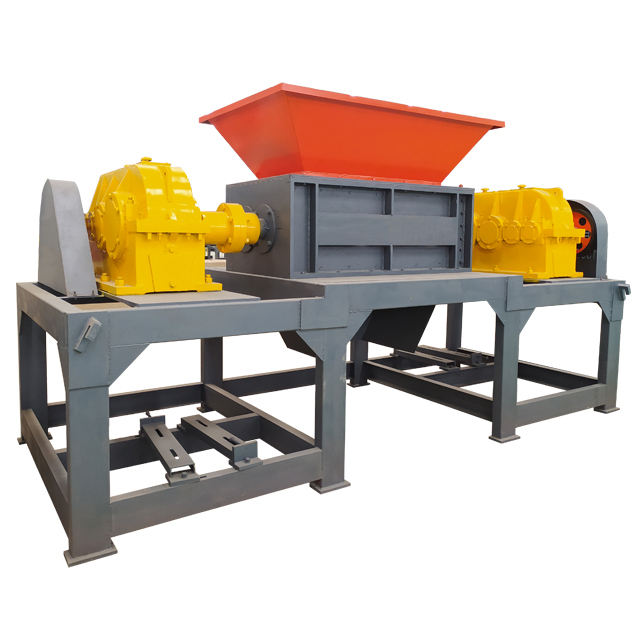 direct factory supply waste paper shredder machine for recycling