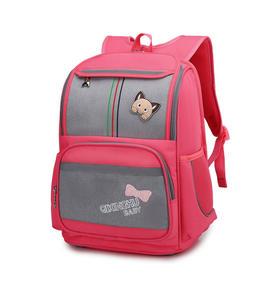 Wholesale Customizable large capacity kids backpack bag fashion school bag