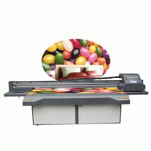 flatbed wall printing 7 colors effect tin plate printer ink jet yoga mat printing machine