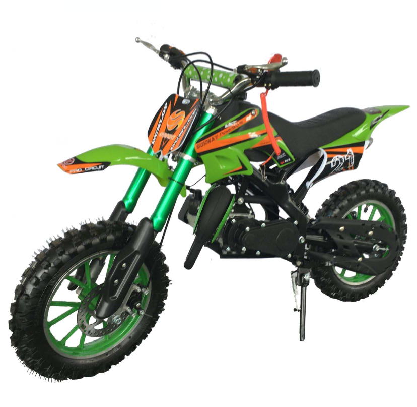 2020 New Design High Quality Apollo 49cc 2 Stroke Mini Dirt Jump Bike Motorcycle For Kids For Sale Cheap