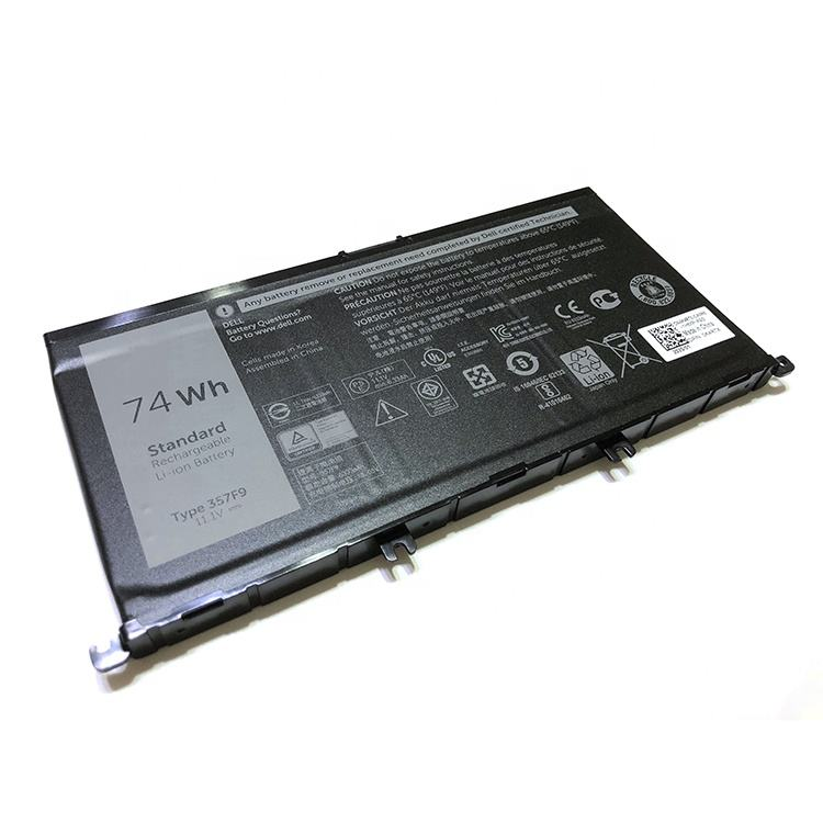 Wholesale New Black Laptop Battery Rechargeable For Dell Inspiron 15 7557 7559 5576 5577 7567 7566 P57F INS 15PD-1548B