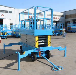 Hot sale electric hydraulic scissor lift platform