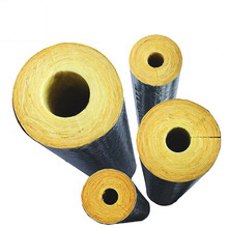 reinforced insulation glass wool fiber tube fiberglass pipe prices