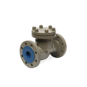 Chinese Supplier H41H Standard Stainless Steel Water Control Check Valve