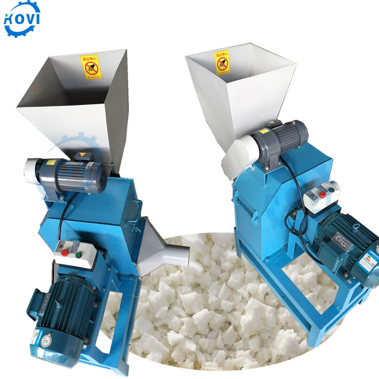 eps foam crusher pe foam shredder for sale