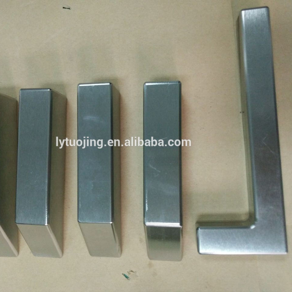 WNiFe Tungsten Heavy Alloy Bucking Bar