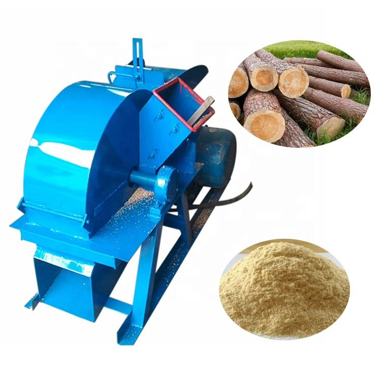 Excellent quality wood pulverizer sawdust machine