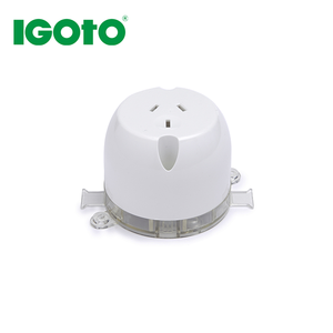 Surface Socket Plug Base 10 Amp Electrical Outlet Fan Base Sockets Downlight