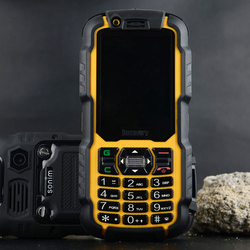 newest manufacturer GSM CDMA 800mhz dual sim card unlocked Waterproof big led torch keyboard A12 outdoor Rugged mobile phone