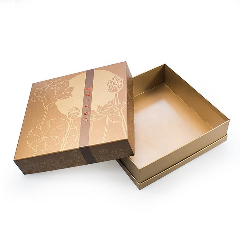 Custom Big Size Clothing Packaging Box Luxury Paper Cardboard Box For Shirt Package