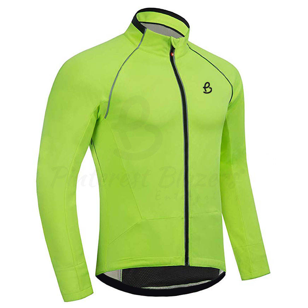 Men's Cycling Running Windproof Jacket / Wholesale Cheap Price Skin Fit Cycling Jacket
