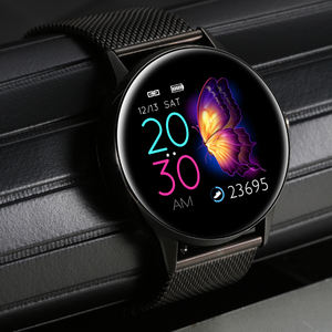 Bluetooth Suhu Tubuh T20 Smart Watch Gelang Tahan Air Pria Relojes Inteligentes Smartwatch Sport Band