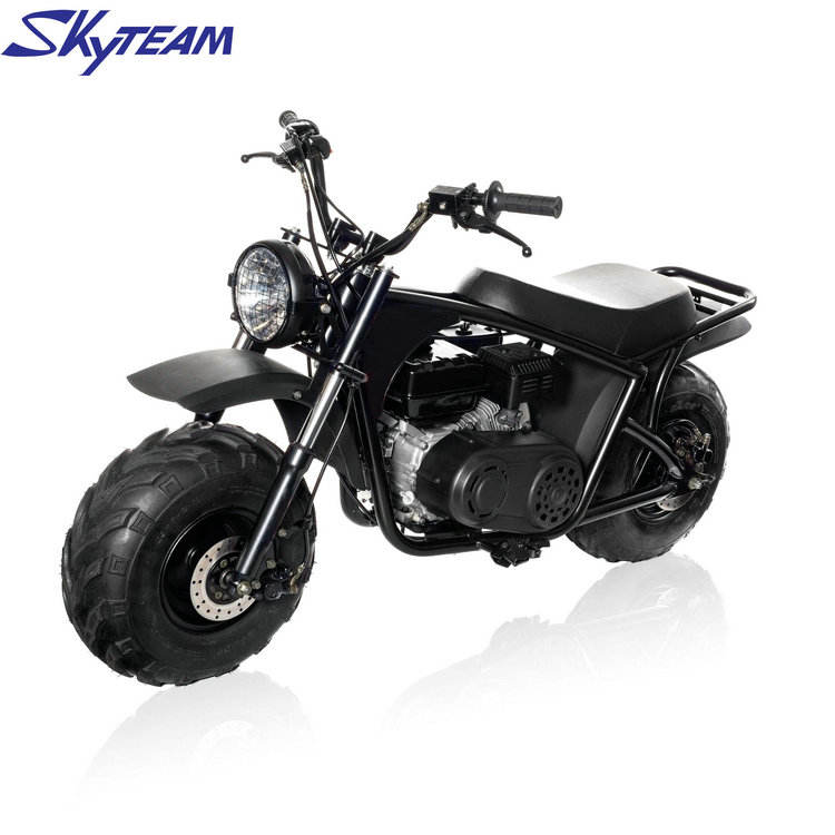SKYTEAM two wheel 220cc Gas powered Mini Bike Kid Gas Dirt Bike