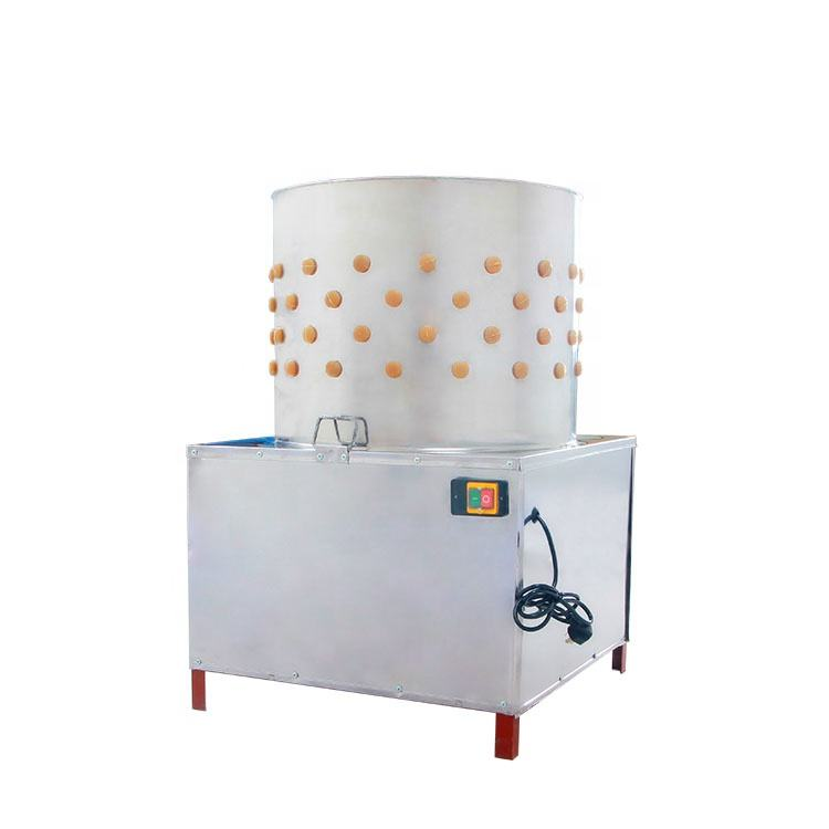TM40 hot sale stainless steel Electric depilator / chicken feather plucker / poultry processing slaughtering equipment for sale