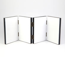 2-4 photos Vertical Foldaway MDF frame