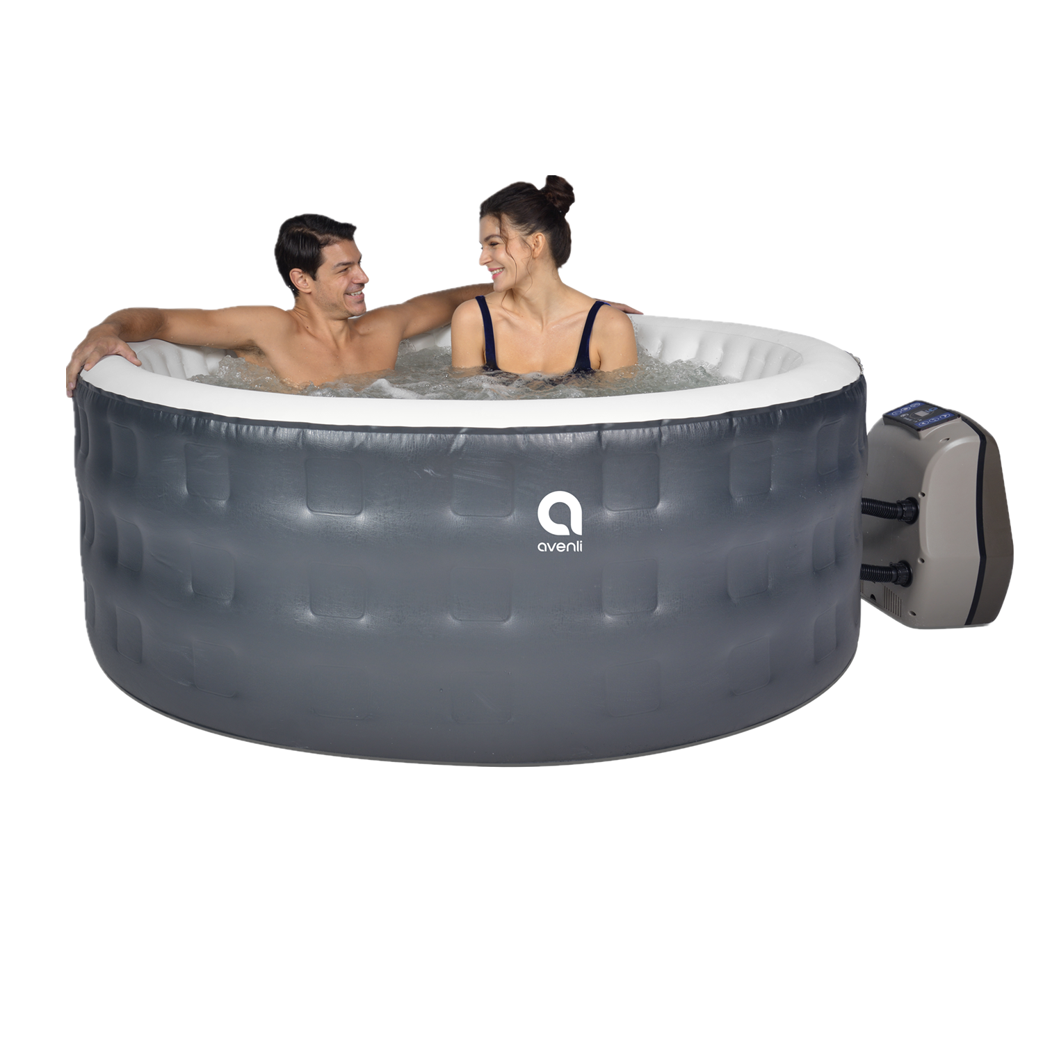 Avenli Spa bestway similar outdoor and indoor Hot Spa tubs 3 person inflatable spa tub for 2-4 person