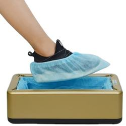 Company's portable cover shoes machine household shoe cover dispenser machine