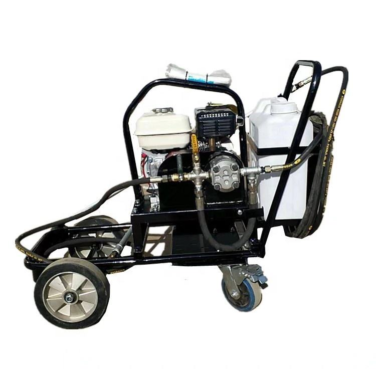 Factory asphalt Emulsion spraying machine for bitumen surface