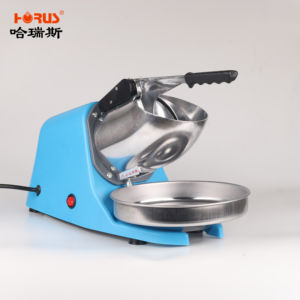 HORUS High Quality Hot Sale Manual Ice Shaver Machine Maker Hand Ice Shaver