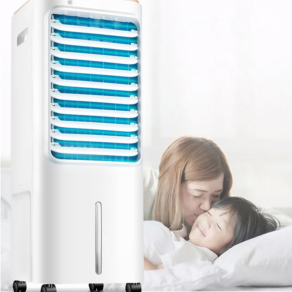 2021 Hot selling Baby family use AC air Conditioner Ice water 12L air purification cooling fan mini air conditioner
