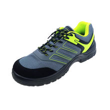 Wholesale free sample iron steel toe cap industrial work safety shoes price